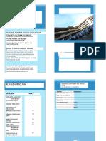 Contoh Buku Program Mesyuarat Agung PIBG.