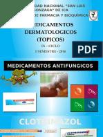 Medicamentos Dermatologicos Topicos