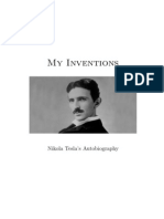 My Inventions -- Nikola Tesla's Autobiography