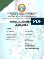 Manual de Laboratorio de Bioquímica 06_2016