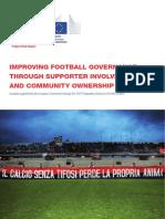 Improving Football Governance Report GB