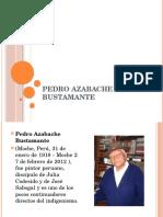 Pedro Azabache Bustamante