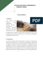PROBLEMATICA SOCIAL peruana