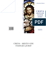 CRKVA - Mesto Gde Stanuje Ljubav