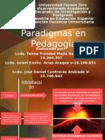 universidadfermintoroparadigmasenpedagogagrupod-130305191135-phpapp01