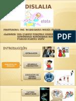Diapositiva Dislalia Final
