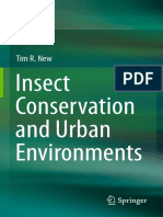Tim R. New (Auth.)-Insect Conservation and Urban Environments-Springer International Publishing (2015)