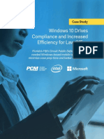 SW PCMCaseStudy