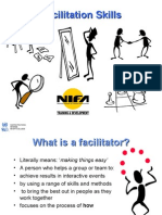 Coaching- Facilitation Skills