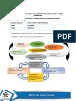 Unidad N°1. PLANEACION Y ORGANIZACIÓN DEL TRABAJO EN EL NIVEL GERENCIAL