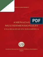 Amenazas Muktidimensionales Una Realidad en Suramerica Libro-Anepe-nº-30