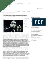 Literatura Sobre Jazz en Castellano