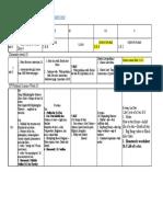 Science Classes Week 35 Schedule Post