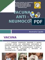 VACUNA ANTINEUMOCOCO
