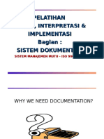 Documentation Iso 9001