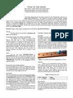 ARPN Journal Template