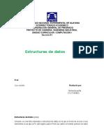 Estructuras de Datos