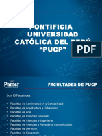Capacitación Especializada Católica TAL 2013-1