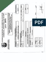 formato certificado