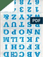 abecedario