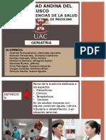 EMBRIOLOGIA geriatria