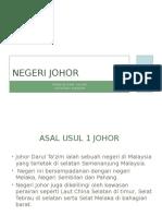 Negeri Johor