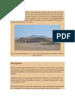 Arquitectura de la Ciudad de Huacho-Peru