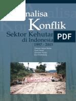 Analisis Konflik Sektor Kehutanan.pdf