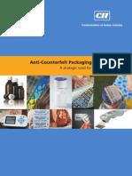 CII Anti Counterfeit Pkg Technologies Report