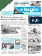 Edicion Impresa El Siglo 25-07-2016