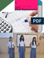 Ppt Ssp 6 Jenis-jenis Laporan Keuangan