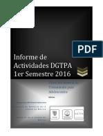 informe DGTPA