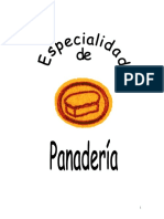 PANADERÍA-especialdidad para consquistadores