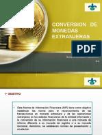 CONVERSION DE MONEDAS EXTRANJERAS.ppt