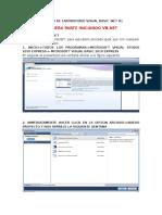 Practica de Laboratorio Visual Basic 1
