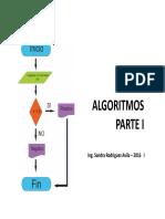 A Algoritmos i 2016 i