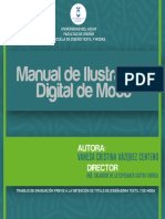 Manual de Ilustracion Digital de Moda