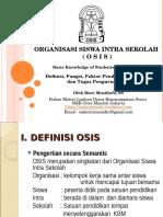 materi keorganisasian LDKS