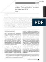 Proceso contencioso administrativo peruano; evolución, balance y perspectivas - Eloy Espinoza-Saldaña Barrera.pdf