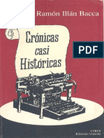 Crónicas Casi Históricas 3 - Ramón Illán Bacca