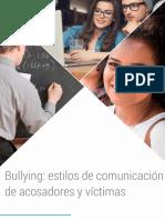 m4 Video 3 Bullying Estilos de Comunicacion de Acosadores y Victimas