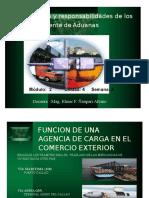 4 semana obligaciones y responsabilidades de los agentes de aduanas (1).pptx