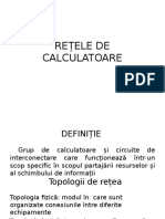 Retele de Calculatoare