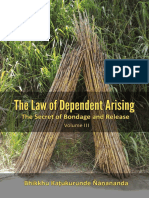 The Law of Dependent Arising Vol 3 Rev 1 0