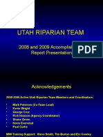 UT Riparian Team