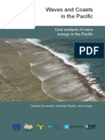 SPC - Waves and  Coasts in  the Pacific ~  Cost analysis of wave energy in the Pacific - June 2016