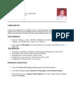 abc Resume
