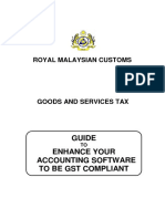 GST - Guide_On Accounting Software as 13032014