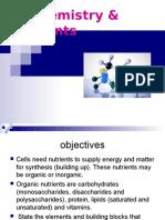 biochemistry   nutrients