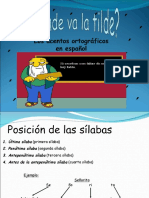 ts_doc_Tildes y tipos de palabras.ppt